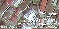 Фотография со спутника Яндекса, улица Крупской, дом 22 в Сочи