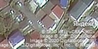 Фотография со спутника Яндекса, улица Крупской, дом 18 в Сочи