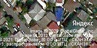 Фотография со спутника Яндекса, улица Крупской, дом 20А в Сочи