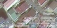Фотография со спутника Яндекса, улица Крупской, дом 11 в Сочи