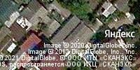 Фотография со спутника Яндекса, улица Крупской, дом 8А в Сочи