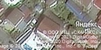 Фотография со спутника Яндекса, улица Крупской, дом 6 в Сочи