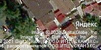 Фотография со спутника Яндекса, Демократическая улица, дом 13А в Сочи