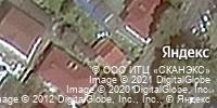 Фотография со спутника Яндекса, улица Кирова, дом 19 в Сочи