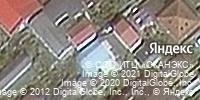 Фотография со спутника Яндекса, улица Павлика Морозова, дом 23 в Сочи