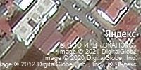 Фотография со спутника Яндекса, улица Богдана Хмельницкого, дом 5В в Сочи