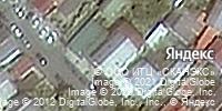 Фотография со спутника Яндекса, улица Павлика Морозова, дом 20 в Сочи