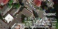 Фотография со спутника Яндекса, улица Богдана Хмельницкого, дом 1 в Сочи
