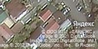 Фотография со спутника Яндекса, улица Павлика Морозова, дом 7 в Сочи