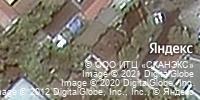Фотография со спутника Яндекса, улица Павлика Морозова, дом 5А в Сочи