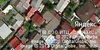 Фотография со спутника Яндекса, улица Павлика Морозова, дом 16А в Сочи