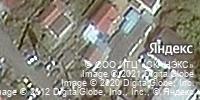 Фотография со спутника Яндекса, улица Павлика Морозова, дом 6 в Сочи