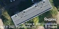 Фотография со спутника Яндекса, Светлая улица, дом 5 в Ярославле