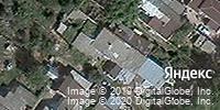 Фотография со спутника Яндекса, улица Маяковского, дом 52 в Новочеркасске