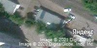 Фотография со спутника Яндекса, проспект Строителей, дом 20А во Владимире