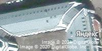 Фотография со спутника Яндекса, Октябрьский проспект, дом 22А во Владимире