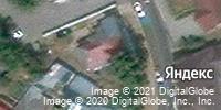Фотография со спутника Яндекса, Летне-Перевозинская улица, дом 12 во Владимире