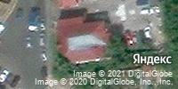 Фотография со спутника Яндекса, Летне-Перевозинская улица, дом 7 во Владимире