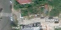 Фотография со спутника Яндекса, Летне-Перевозинская улица, дом 9 во Владимире