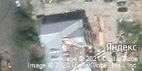 Фотография со спутника Яндекса, Летне-Перевозинская улица, дом 11 во Владимире