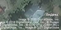 Фотография со спутника Яндекса, Речной проезд, дом 12 в Костроме