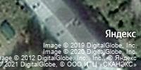 Фотография со спутника Яндекса, Беговая улица, дом 29Б в Костроме