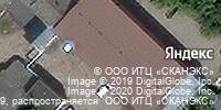 Фотография со спутника Яндекса, улица Богдана Хмельницкого, дом 83 в Иванове