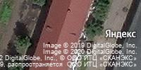 Фотография со спутника Яндекса, улица Калашникова, дом 28 в Иванове