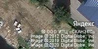 Фотография со спутника Яндекса, улица Наумова, дом 16 в Иванове