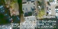 Фотография со спутника Яндекса, Интернациональная улица, дом 47 в Тамбове