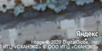 Фотография со спутника Яндекса, улица Чичканова, дом 18 в Тамбове