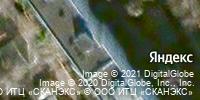 Фотография со спутника Яндекса, улица Тельмана, дом 7 в Тамбове
