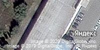 Фотография со спутника Яндекса, проспект Кулакова, дом 18Б в Ставрополе