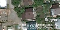 Фотография со спутника Яндекса, Каштановая улица, дом 5 в Ставрополе