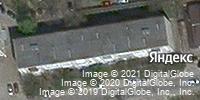 Фотография со спутника Яндекса, улица Тельмана, дом 239 в Ставрополе