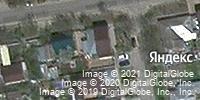 Фотография со спутника Яндекса, улица Тельмана, дом 224 в Ставрополе