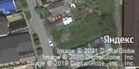 Фотография со спутника Яндекса, переулок Петрова, дом 22 в Ставрополе