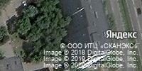 Фотография со спутника Яндекса, улица Гагарина, дом 66 в Невинномысске
