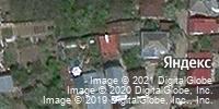Фотография со спутника Яндекса, Первомайская улица, дом 33А в Ставрополе
