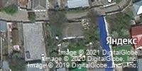 Фотография со спутника Яндекса, Первомайская улица, дом 14 в Ставрополе