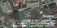 Фотография со спутника Яндекса, Первомайская улица, дом 4 в Ставрополе