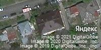 Фотография со спутника Яндекса, улица Лермонтова, дом 88 в Ставрополе