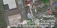 Фотография со спутника Яндекса, улица Лермонтова, дом 89 в Ставрополе