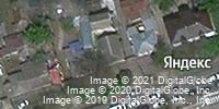 Фотография со спутника Яндекса, улица Лермонтова, дом 83/1 в Ставрополе