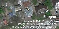 Фотография со спутника Яндекса, улица Лермонтова, дом 83 в Ставрополе