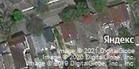 Фотография со спутника Яндекса, улица Калинина, дом 66 в Ставрополе