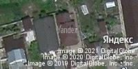 Фотография со спутника Яндекса, улица Лермонтова, дом 49 в Ставрополе