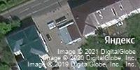Фотография со спутника Яндекса, проспект Карла Маркса, дом 6Б в Ставрополе