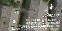 Фотография со спутника Яндекса, улица Космонавтов, дом 9 в Черкесске