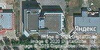 Фотография со спутника Яндекса, улица Черникова, дом 4Е в Волгодонске